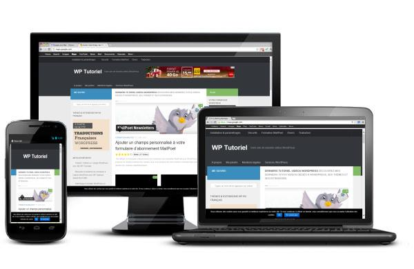 WP Tutoriel: de nombreux tutos vidéos WordPress