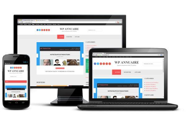 WP Annuaire: répertoire des professionnels WordPress